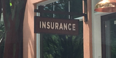 Smart Agent - Insurance office sign
